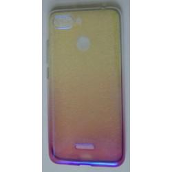 Kryt TPU Ombre pre Xiaomi Redmi 6 fialový .