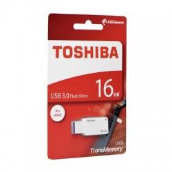 USB kľuč Toshiba U303 16 GB USB 3.0 biely.