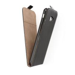 Flipové puzdro pre Samsung J415F Galaxy J4 Plus (2018) čierne.