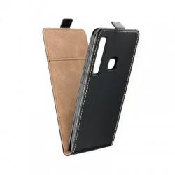 Flipové puzdro pre Samsung A920F Galaxy A9 (2018) čierne.
