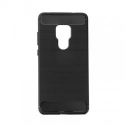 Kryt Carbon pre Huawei Mate 20 čierny.