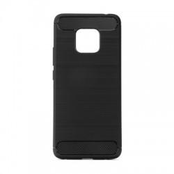 Kryt Carbon pre Huawei Mate 20 Pro čierny.