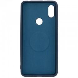 Kryt Soft Magnet pre Xiaomi Redmi 6 modrý.