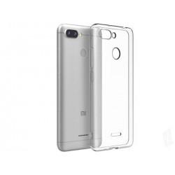 Kryt tenký 0,3mm pre Xiaomi Redmi 6 priehľadný.