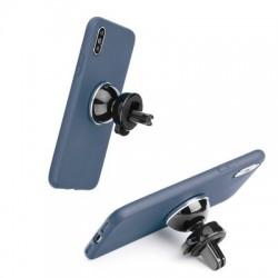 Kryt Soft Magnet pre Huawei Y9 2019 modrý.
