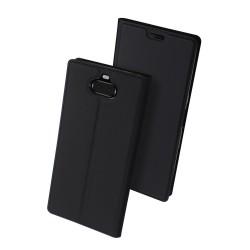 Puzdro DUX Ducis Skin pre Sony Xperia 10 čierne.
