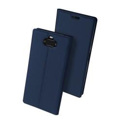 Puzdro DUX Ducis Skin pre Sony Xperia 10 modré.