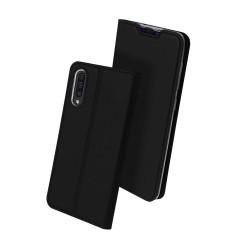Puzdro Dux Ducis Skin pre Samsung A50 Galaxy A505F čierne.
