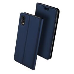 """Puzdro Dux Ducis Skin pre iPhone XR (6.1"""") modré."""