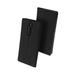Puzdro DUX Ducis Skin pre Sony Xperia 1 čierne.