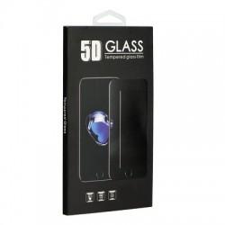 Tvrdené sklo 5D Full Glue pre iPhone X/XS čierne.