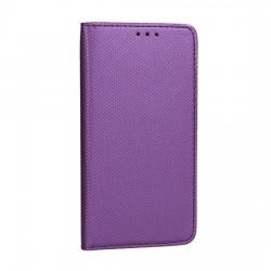 Puzdro Smart Magnet pre Huawei P30 Lite fialové.