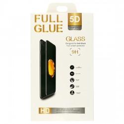 Tvrdené sklo Full Glue 5D pre iPhone X/XS čierne.