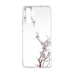 Kryt Floral pre Huawei P30 Cherry.