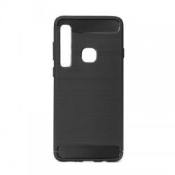 Kryt Carbon pre Samsung A606 Galaxy A60 čierny.