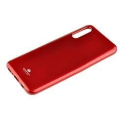 Kryt Mercury Jelly pre Samsung A505 Galaxy A50 červený.