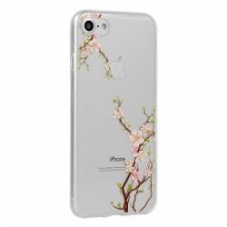 Kryt Floral pre Sony Xperia XZ4 Cherry.