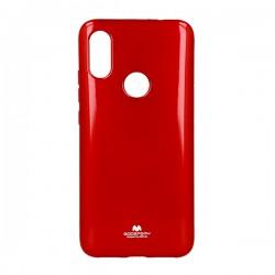 Kryt Mercury Jelly pre Xiaomi Mi 8 červený.