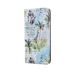 Puzdro Trendy pre LG K40 Tropical Palm.