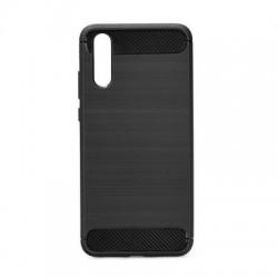 Kryt Carbon pre Xiaomi Mi 9 čierny.
