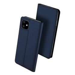 Puzdro DUX DUCIS Skin Pro pre iPhone 11 čierne.