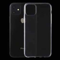 Kryt tenký 0,5mm pre iPhone 11 priehľadný.