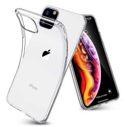 Kryt tenký 0,5mm pre iPhone 11 Pro Max priehľadný.
