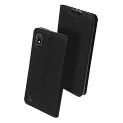 Puzdro DUX DUCIS Skin Pro pre Samsung Galaxy A10/M10 čierne.