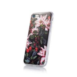 Priehľadné puzdro Clear Case pre Huawei Y5-2/Y5 II/Y6-2 Compact/Y6 II Compact (2016) ružové