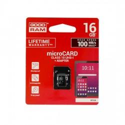 Pamäťová karta IMRO Micro SDHC 16GB bez adaptéra UHS I trieda 10.