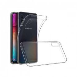 Kryt tenký 0,5mm pre Samsung A705 Galaxy A70 priehľadný.