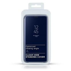 Puzdro Clear View pre Samsung N975 Galaxy Note 10 Plus modré.