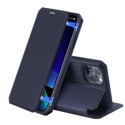 Puzdro Dux Ducis Skin X pre iPhone 11 Pro modré.