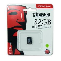 Pamäťová karta Kingston SDHC 32GB C10 bez adaptéra.