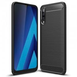 Kryt Carbon pre Samsung Galaxy A30s/A50s čierny.