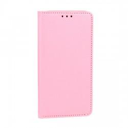 Puzdro Smart Magnet pre Xiaomi Mi 8 Lite ružové.