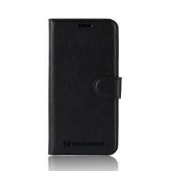 Puzdro Wozinsky pre Xiaomi Redmi 8A čierne.