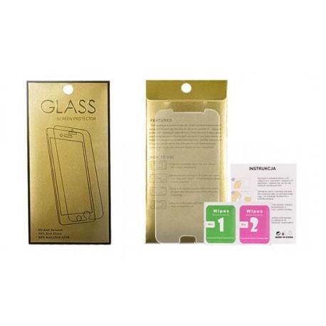 Tvrdené sklo Gold pre Nokia 3.1 priehľadné.