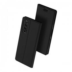 Puzdro DUX Ducis Skin pre Sony Xperia 5 čierne.