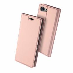 Puzdro DUX Ducis Skin pre Sony Xperia XZ4 compact svetlo-ružové.