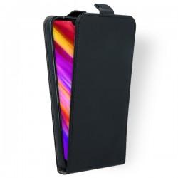 Puzdro Flip Vertical pre Huawei Mate 30 Pro čierne.