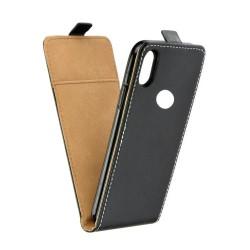 Puzdro Flip pre Xiaomi Redmi Note 7 čierne.