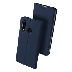 Puzdro DUX Ducis Skin pre Huawei P30 Lite modré.