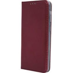 Puzdro Magnetic pre Xiaomi Redmi 7A bordové.