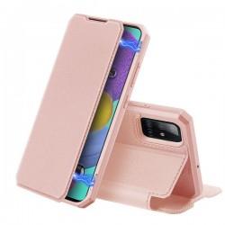 Puzdro Dux Ducis Skin X pre Samsung Galaxy A51 ružové.