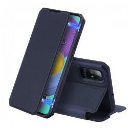 Puzdro Dux Ducis Skin X pre Samsung Galaxy A51 modré.