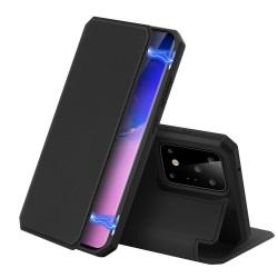 Puzdro Dux Ducis Skin X pre Samsung Galaxy A71 čierne.