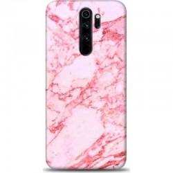 Kryt pre Xiaomi Redmi 8A mramorový-ružový.