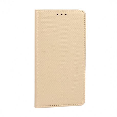 Puzdro Smart Magnet pre Samsung Galaxy A51 zlaté.