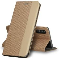 Puzdro Sensitive pre Huawei P Smart Pro 2019 zlaté.